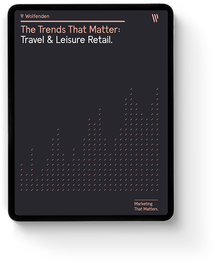 The Trends that Matter - Travel & Leisure Retail